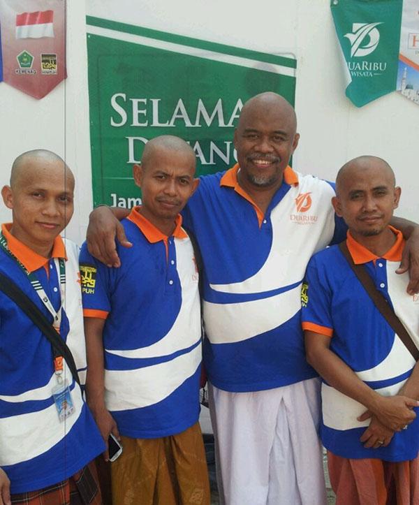 Tiga Pemandu Jemaah Haji 1438H / 2017M