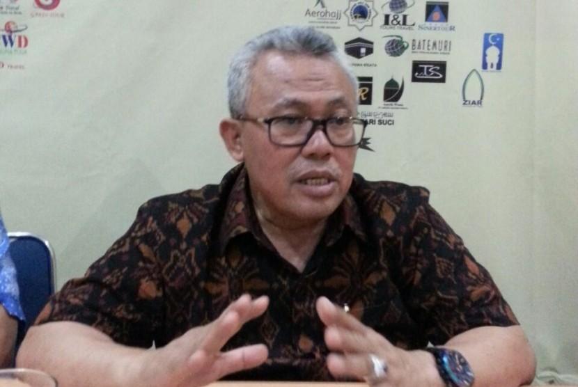 Baluki Ahmad Kembali Pimpin Himpuh Hingga 2020